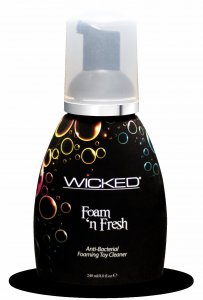 WICKED FOAM N FRESH TOY CLEANER 8 OZ