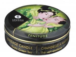 MASSAGE CANDLE EXOTIC GREEN TEA