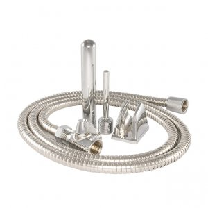 STAINLESS STEEL SHOWER BIDET SYSTEM