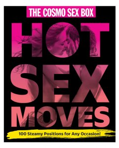 THE COSMO SEX BOOK HOT SEX MOVES