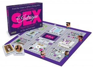 SEX & INTRIGUE GAME