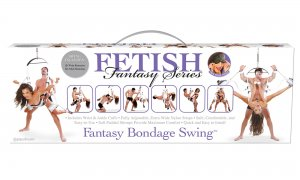 FETISH FANTASY BONDAGE SWING WHITE