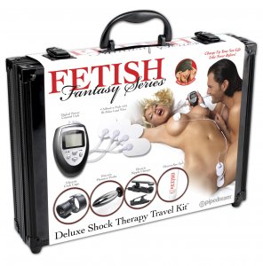 FETISH FANTASY DELUXE SHOCK THERAPY TRAVEL