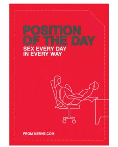 Position of the Day Sex Every Day in Every Way Book