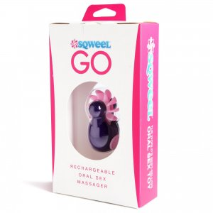 SQWEEL GO RECHARGEABLE PURPLE (NET)