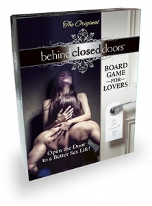 BEHIND CLOSED DOORS GAME (out Nov)