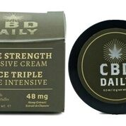 CBD DAILY INTENSIVE CREAM 15ML TRIPLE STRENGTH POCKET SIZE
